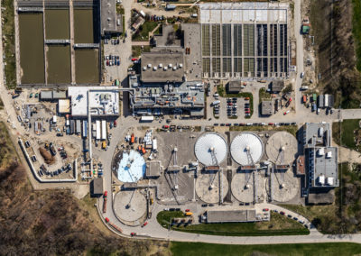 Humber Treatment Plant (2017-04-24) Aerial 20